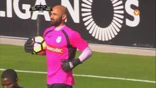 FC P.Ferreira, Jogada, Gêgê aos 53'