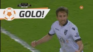 GOLO! Vitória SC, Rafael Miranda aos 52', Vitória SC 1-1 Estoril Praia