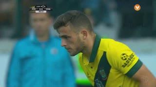 FC P.Ferreira, Jogada, Pedrinho aos 38'