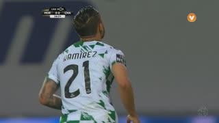 Moreirense FC, Jogada, D. Ramírez aos 34'