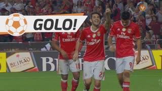 GOLO! SL Benfica, Pizzi aos 87', SL Benfica 3-0 FC P.Ferreira