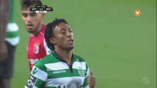 Sporting CP, Jogada, Gelson Martins aos 3'