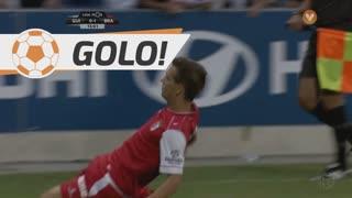GOLO! SC Braga, Pedro Santos aos 15', Vitória SC 0-1 SC Braga