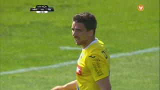 FC Arouca, Jogada, Tomané aos 23'