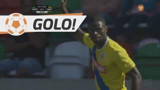 GOLO! FC Arouca, Sami aos 20', Marítimo M. 0-1 FC Arouca