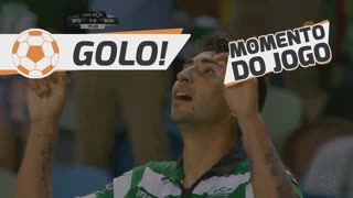 GOLO! Sporting CP, Alan Ruiz aos 20', Sporting CP 1-0 Boavista FC