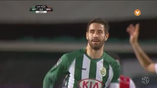 Vitória FC, Jogada, Frederico Venâncio aos 65'