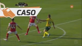 SC Braga, Caso, Ricardo Ferreira aos 84'