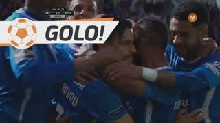 GOLO! CD Feirense, Tiago Silva aos 25', CD Feirense 1-1 Sporting CP