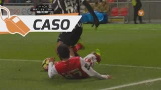 SC Braga, Caso, Marcelo Goiano aos 72'