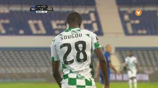 Moreirense FC, Jogada, M. Sougou aos 45'+2'
