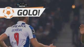 GOLO! FC Porto, L. Depoitre aos 72', FC Porto 1-1 GD Chaves