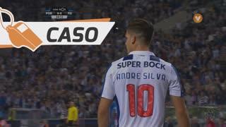 FC Porto, Caso, André Silva aos 34'