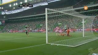 Sporting CP, Jogada, Bas Dost aos 3'