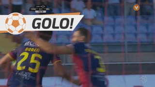 GOLO! GD Chaves, Braga aos 75', GD Chaves 1-1 Belenenses SAD