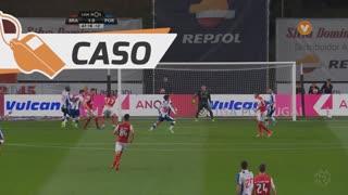 FC Porto, Caso, Oliver Torres aos 45'+1'