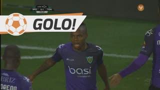 GOLO! CD Tondela, J. Murillo aos 74', Sporting CP 0-1 CD Tondela
