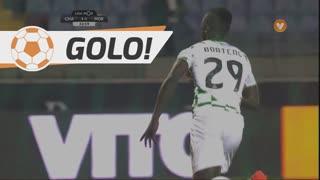 GOLO! Moreirense FC, E. Boateng aos 33', GD Chaves 1-1 Moreirense FC