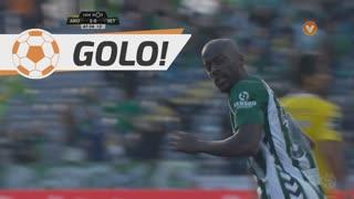 GOLO! Vitória FC, Edinho aos 45'+3', FC Arouca 2-1 Vitória FC