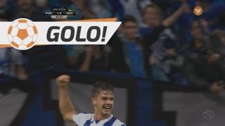 GOLO! FC Porto, André Silva aos 43', FC Porto 1-0 FC Arouca