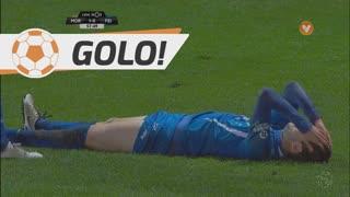 GOLO! CD Feirense, Fábio aos 58', Moreirense FC 1-1 CD Feirense