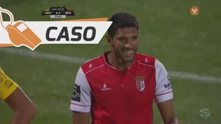 SC Braga, Caso, Djavan aos 22'
