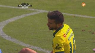 FC P.Ferreira, Jogada, Minhoca aos 24'