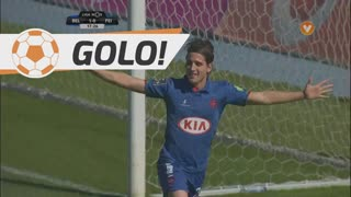GOLO! Belenenses SAD, Juanto aos 17', Belenenses SAD 1-0 CD Feirense