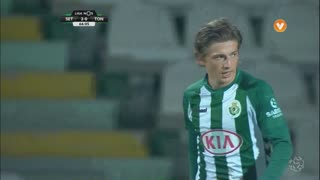 Vitória FC, Jogada, R. Gauld aos 66'