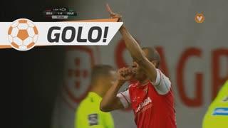 GOLO! SC Braga, Baiano aos 11', SC Braga 1-0 Marítimo M.
