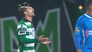 Sporting CP, Jogada, Adrien Silva aos 14'