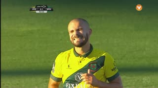 FC P.Ferreira, Jogada, Leandro Silva aos 53'