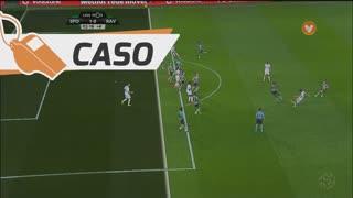 Rio Ave FC, Caso, Roderick aos 90'+3'
