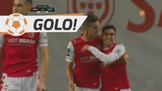 GOLO! SC Braga, Rui Fonte aos 25', SC Braga 3-0 Marítimo M.