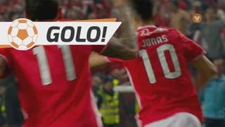 GOLO! SL Benfica, Jonas aos 7', SL Benfica 1-0 FC Porto