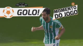 GOLO! Rio Ave FC, Tarantini aos 90'+1', GD Chaves 2-2 Rio Ave FC