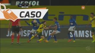 FC P.Ferreira, Caso, Andrézinho aos 68'