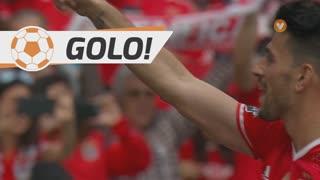 GOLO! SL Benfica, Pizzi aos 37', SL Benfica 3-0 Vitória SC
