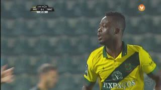 FC P.Ferreira, Jogada, B. Osei aos 47'