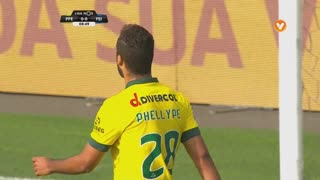 FC P.Ferreira, Jogada, Luiz Phellype aos 9'