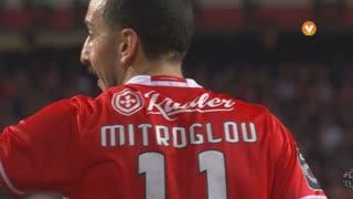 SL Benfica, Jogada, K. Mitroglou aos 44'