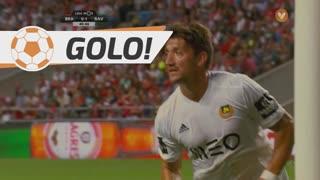 GOLO! Rio Ave FC, Pedro Moreira aos 40', SC Braga 0-1 Rio Ave FC