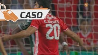 SL Benfica, Caso, Gonçalo Guedes aos 81'