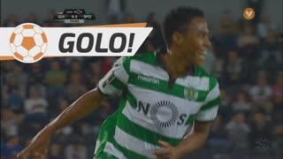 GOLO! Sporting CP, Elias aos 70', Vitória SC 0-3 Sporting CP