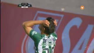 Vitória FC, Jogada, João Carvalho aos 17'
