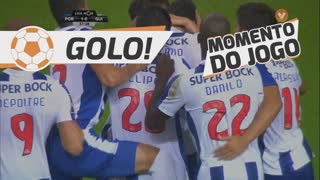 GOLO! FC Porto, Marcano aos 38', FC Porto 1-0 Vitória SC