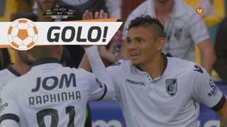 GOLO! Vitória SC, Soares aos 12', Estoril Praia 0-1 Vitória SC