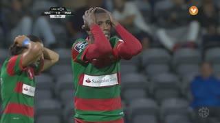 Marítimo M., Jogada, Samuel Santos aos 75'