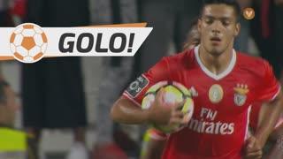 GOLO! SL Benfica, R. Jiménez aos 82', SL Benfica 1-1 Vitória FC