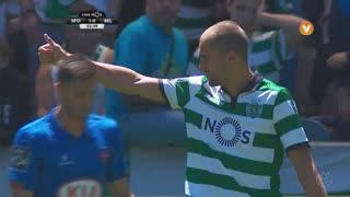Sporting CP, Jogada, Bas Dost aos 56'